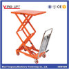 Economical Pedal Hydraulic Lift Table Truck