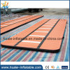 New Design Inflatable Orange Air Track for Sale