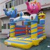 Elephant Jumping House Combo with Slide