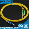 Fiber Optic Patch Cord LC to Fca Duplex Sm 3.0mm