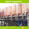 Tantalite Spiral Chute for Fine Tantalite Particles Concentrating