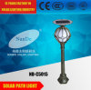 Modern Look Solar Pathway Lawn Light
