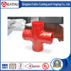 UL FM 300psi Ductile Iron Grooved Pipe Fittings From China
