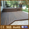 New Generation Weather Resistance UV WPC Decking Outdoor Flooring Co Extrusion WPC Decking