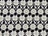 Floral Beautiful Cortton Lace Fabric2017 Newest Design E10003