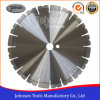 350mm Laser Welded General Purpose Saw Blade with Alternating Turbo Segment