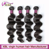 Multiple Textures Virgin Brazilian Human Hair in Low Price