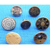 Metal Button with Available Designs