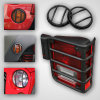 for Jeep Wrangler 07+′ Full Set Lighr Guard