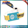 13.56MHz RFID Woven Fabric Wristband with Customized Logo Printing