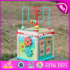 New Design 5 in 1 Multi-Function Children Wooden Activity Centre W11b133