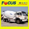 Sinotruck HOWO 6X4 8cbm, 9cbm, 10cbm, 12cbm Concrete Mixer Truck with Low Price