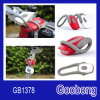 Silicon Safety 2LED Bike Bicycle Front Rear Light