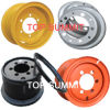 Forklift Steel Wheel Rim