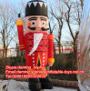 Christmas Inflatable Nutcracker Cartoon for Decoration