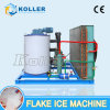 Koller 3 Tons Dry Flake Ice Machine for Cooling Purpose in Supermarket