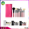 Free Sample Makeup Brushes 10PCS Custom Logo Goat Hair Cosmetic Brushes