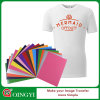 Cutting Color Heat Transfer Vinyl Sheet