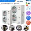 Amb. -25c Winter100~350sq Meter House Heat+50c Hot Water 12kw/19kw/35kw R407c Auto-Defrsot Split Type Evi Floor Heating Heat Pump