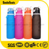 1000ml BPA Free Collapsible Silicone Sports Water Bottle