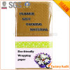 Nonwoven Flower Gift Packing Material No. 38 Dark Purple