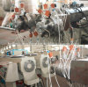 16mm 40mm 50mm 63mm PVC Two Pipes Extrusion Line