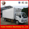 Euro 4 Isuzu Refrigerated Truck 3tons