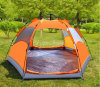 Wholesale 3-4 Preson Tent, Polyester Camping Tent