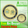 Metal/Zinc Alloy Souvenir Commemorative Coin for Souvenir