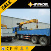 Mini Telescopic Boom Truck Mounted Crane (Sq2sk1q) with Good Price