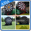 Inflatable Football Dart Board Sport, Soccer Dart Board, Hook & Loop Soccer Darts, Inflatable Footsports