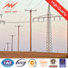 Low Voltage Galvanized Steel Electrical Power Poles