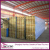 100mm Fireproof Steel Rock Wool Sandwich Panels