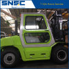 Chins Snsc Quality Diesel Forklift 5tons with Cabin