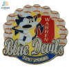 Jiabo Custom Designed Metal Black Skull Lapel Pin