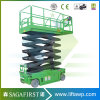12m Mobile Self Driven Electric Sky Lift Table Platforms