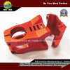 Red Anodized Aluminum CNC Machining Part for Motorcycle