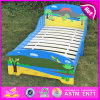 2015 New Children Wooden Bed Designs, Wood Children Cartoon Bed, Wooden Children Bed W08A012