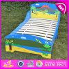 2015 New Children Wooden Bed Designs, Wood Children Cartoon Bed, Wooden Children Bed W08A012