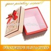 Custom Decorative Cardbaord Gift Boxes Wholesale with Lids