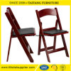 Wedding Banquet Party Used Resin Outdoor Folding Chair
