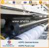 HDPE LLDPE PVC LDPE Impermeable Geomembrane