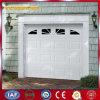 Steel Garage Door Wooden Grain Sectional Garage Door (YQPGD012)