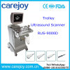 Trolley/Mobile Ultrasound Machine Convex, Linear, Micro-Convex, Rectal, Transvaginal Probe