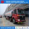 HOWO T5g 8X4 Fuel Tanker Truck 18000L Aluminium Oil Tanker Truck