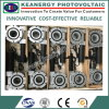 ISO9001/SGS/CE Slew Drive Groove Solar Power System