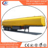 Leak Proof Structure 2 Man Holes Steel Shell 3 Axle Petroleum Tank Trailer