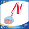Iron Stamped Soft Enamel Sports Medal