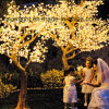 Colorful LED Flower Tree Light Christmas