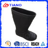 Rubber Waterproof High Boots for Men (TNK35724)